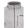 Patagonia Better Sweater Jas Heren grijs